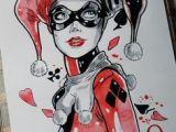 Cute Drawing Of Harley Quinn Harley Quinn Drawing