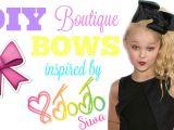 Cute Drawing Of Jojo Siwa Diy Bows Inspired by Jojo Siwa Part 2 Youtube