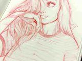 Cute Easy Girl Drawing Of Girls Picuter Od Zuzia Na S W Pinterest Art I