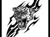 Cute Jaguar Drawing How to Draw A Jaguar Just Drawa Pinterest Drawings Tattoos