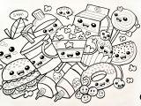 Cute Kawaii Drawings Animals Coloring Pages Of Kawaii Animals