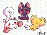 Cute Kawaii Drawings Animals Www Jenni Illustrations Com Cute Drawings Kawaii Drawings