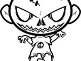 Cute Zombie Drawing Easy How to Draw A Halloween Zombie Halloween Zombie Step by Step