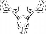 Deer Head Drawing Easy Pin by Ghostify On Tattoo Deer Drawing Deer Skulls Drawings