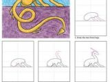Directed Drawing Dragons 220 Best Directed Drawing A A Images Step by Step Drawing Learn