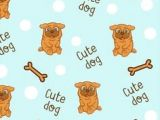 Dogs Drawing Wallpaper 78 Best Cute Dog Phone Wallpapers Images In 2019 Kawaii Wallpaper
