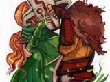 Dota 2 Drawing Anime 140 Best Dota 2 Fan Art Images Fan Art Fanart Dota 2