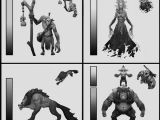 Dota 2 Drawing Easy Dota 2 Workshop Character Art Guide Dota 2 Workshop