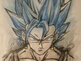 Dragon Ball Z Easy Drawings Goku Drawings Pencil Pic 23 Drawing and Coloring for Kids