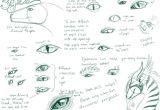 Dragon S Eye Drawing Tutorial Dragon Eye Tutorial by Nakase On Deviantart Animal Anatomy
