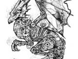 Dragon S Lair Drawing 112 Best Dragons Black and White Images Coloring Books Pyrography