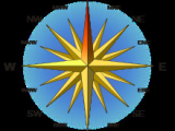 Draw A Compass Rose with Cardinal and Intermediate Directions Points Of the Compass Revolvy