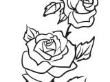 Draw A Rose and Colour It Pin Od Magda K Na Szablony Drawings Art I Flowers