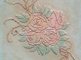 Draw A Rose with Chalk 96 Best Craft Images Crafts Paper Flowers Bricolage