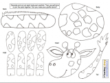 Draw On Your Head Game Ideas Pin by Kinder Pop On Story Telling Preschool Giraffes