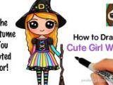 Draw so Cute Halloween Girl 75 Best Draw so Cute Images Cute Drawings Kawaii Drawings