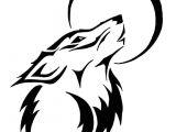 Draw Wolf Clipart Pin by Aryx On Sticker Ideas Wolf Tattoos Tribal Wolf Tattoos