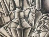 Drawing 1 Class In College 7 Best Drawing Cubist Style Images Cubism Pablo Picasso Artworks