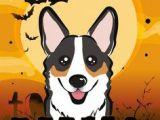 Drawing 100 Dogs Custom Pet Portrait Dog Portrait Dog Illustration Portrait