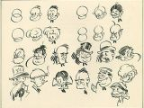 Drawing 1930s Cartoon A Couple Years Ago Our Pals at the asifa Hollywood Animation