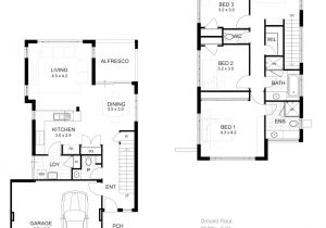 Drawing 4 Bedroom House 30 Awesome 4 Bedroom House Plan Plan Floor Plan Design