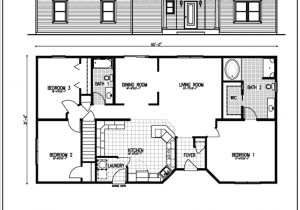 Drawing 4 Bedroom House 40 Amazing 4 Room House Plan Pictures Decoration Floor Plan Design