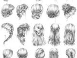 Drawing 4 Fall Hairstyles Drawing I Ve Been Waiting for This to Show Up Such A Great Map for