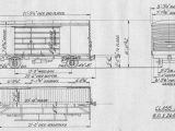 Drawing 6 Class Nzr New Zealand Railways Class Kp Wagon Line Drawings Narrow
