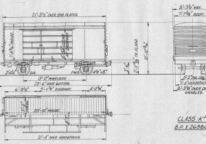 Drawing 6 Class Nzr New Zealand Railways Class Kp Wagon Line Drawings Narrow