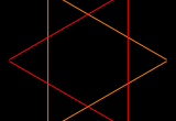 Drawing 6 Pointed Star Hexagram Wikipedia