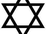 Drawing 6 Pointed Star Star Of David Judaism Britannica Com
