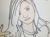 Drawing 7th Class Pop Art Portraits Creative Art Pop Art Portraits Pop Art