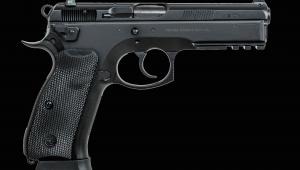 Drawing 9mm Pistol Cz Usa Cz 75 Sp 01 Tactical Cz Usa