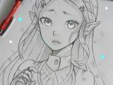 Drawing A Cartoon Ball Breath Of the Wild Character Design Drawings Art Art Drawings