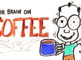 Drawing A Cartoon Brain Your Brain On Coffee Youtube