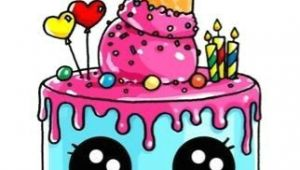 Drawing A Cartoon Cake Pin by Joey Brits On Art In 2018 Pinterest Kawaii Cute Drawings