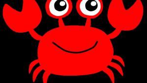 Drawing A Cartoon Crab Crab Clip Art Cartoon Clipart Panda Free Clipart Images Pool