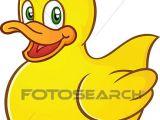 Drawing A Cartoon Duck Clipart Of Rubber Duck Cartoon Character K16352870 Search Clip Art