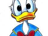 Drawing A Cartoon Duck Donald Duck Zeichnung Disney Pinterest Drawings Donald Duck