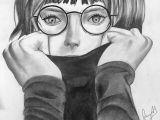 Drawing A Cartoon Girl Face Half Face Girl Sketch My Sketches Sketches Girl Sketch Face