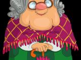 Drawing A Cartoon Grandma 6 Png Family Pinterest Clip Art People and Cartoon