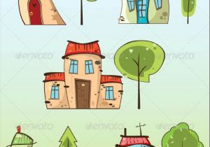 Drawing A Cartoon House Pin by Faranak Nezami On Sketch Pinterest Cartoon House Cartoon