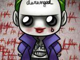 Drawing A Cartoon Joker Pin by ashley Riddle On Tattoo Comics Kawaii Dc Comics