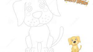 Drawing A Cartoon Labrador Drawing and Coloring Cute Cartoon Dog Puppy Labrador Educationa