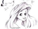 Drawing A Cartoon Mermaid Mermaid Disney Princess Drawings Disney Drawings Disney