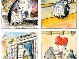 Drawing A Cartoon Mole Les Tra S Riches Heures De Mrs Mole Ronald Searle Ronald Searle