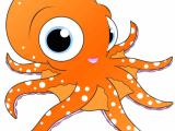 Drawing A Cartoon Octopus Drawing Of A Cartoon Octopus Vbs Draw Cartoon Octopus