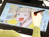 Drawing A Cartoon On the Wacom Cintiq 22hd Wacom Cintiq Pro 16 Review 4k Resolution Pen Display with 8192