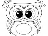 Drawing A Cartoon Owl Cartoon Owl Coloring Page Free Printable Coloring Pages Designs