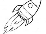 Drawing A Cartoon Rocket Rocket Drawing Free Download On Ayoqq org
